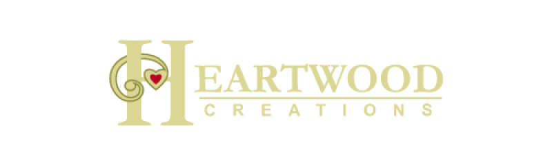 Heartwood Creations is a featured company sold at William's Jewelers Inc.