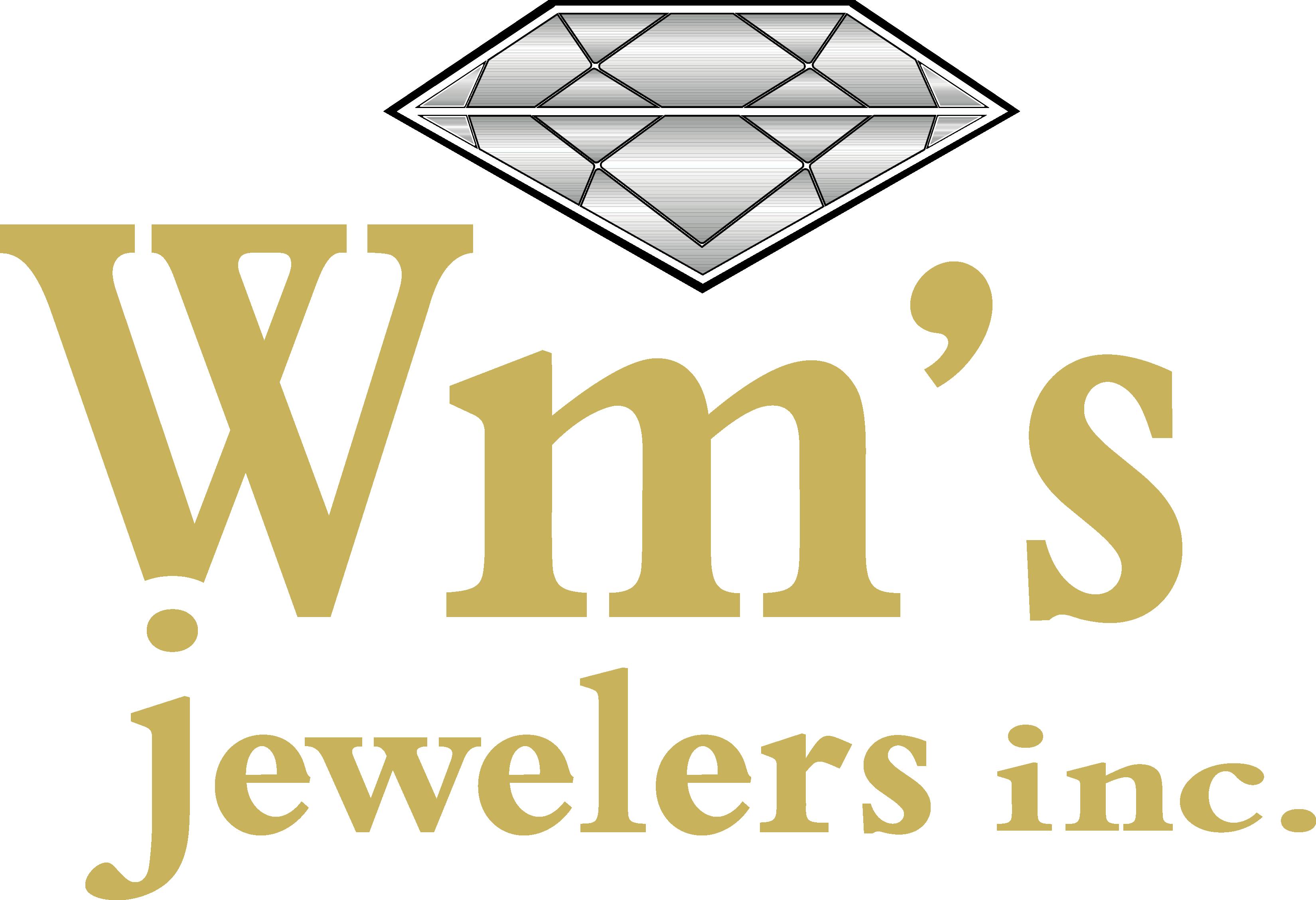 Wm's Jewelers inc. Logo